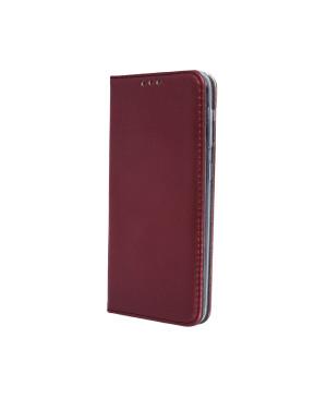 Diárové puzdro Smart Magnetic pre Samsung Galaxy A40 bordové