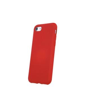 Silikónové puzdro na Samsung Galaxy S21 5G červené