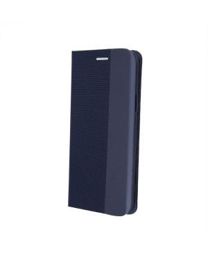 Diárové puzdro na Samsung Galaxy A12 A125 Smart Senso modré