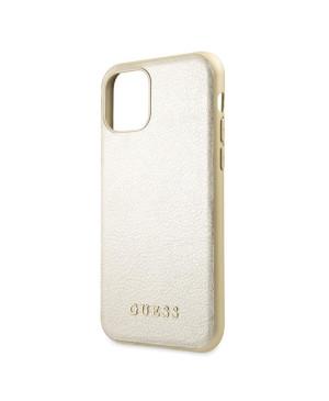 GUHCN58IGLGO Guess Iridescent Zadní Kryt pro iPhone 11 Pro Gold (EU Blister)