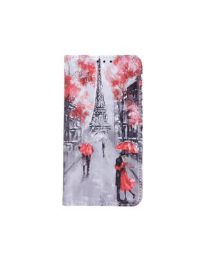 Diárové puzdro Smart Trendy Lovers in Paris pre Huawei P30 Lite viacfarebné