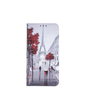 Diárové puzdro Smart Trendy Lovers in Paris 2 pre Huawei P30 Lite viacfarebné