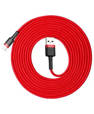 Baseus USB-C kábel 3.0 5A červený