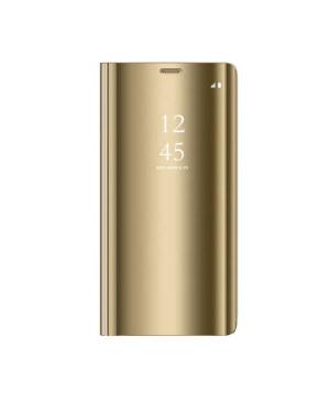 Diárové puzdro na Xiaomi Redmi 9A/9AT/9C/9i Clear View zlaté