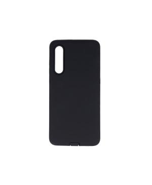 Silikónové puzdro na Xiaomi Redmi 9T/Poco M3 Defender Smooth čierne