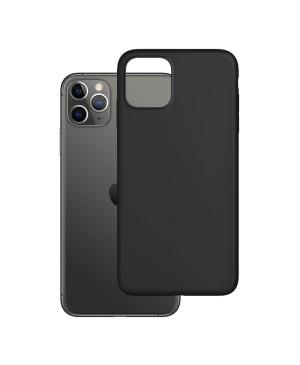 Silikónové puzdro na Xiaomi Redmi 9A/9AT 3MK Matt čierne