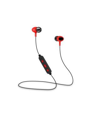 Slúchadlá Setty Sport Bluetooth earphones červené