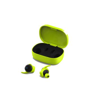 Slúchadlá bluetooth earbuds Forever 4Sport  TWE-300 zelené