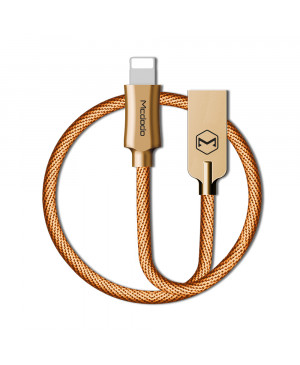 Kábel Mcdodo USB - Lightning 1,2 m zlatý CA-3920