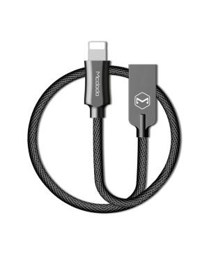 Kábel Mcdodo Knight USB - Lightning 1,2 m čierny CA-3921