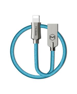 Kábel Mcdodo Knight USB - Lightning 1,2 m blue CA-3922