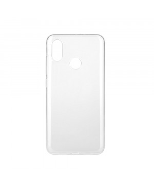 Silikónové puzdro Ultra Slim 0,5 mm pre Xiaomi Mi 9 Lite transparentné