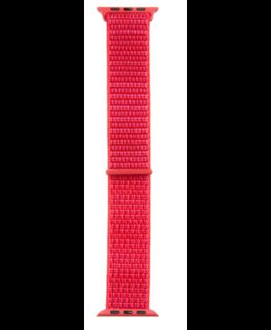 Náhradný remienok na Apple Watch 42 - 44 mm Tactical 545 červený