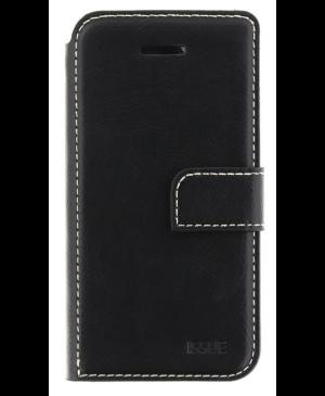 Diárové puzdro na Motorola Moto E7 Molan Cano Issue čierne