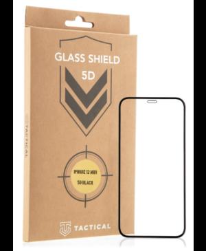 Tvrdené sklo na Apple iPhone 13 mini Tactical Shield 5D čierne