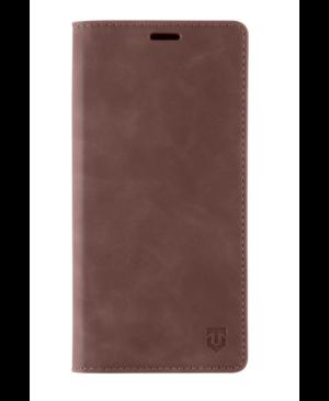 Diárové puzdro na Xiaomi Redmi Note 10/10S Tactical Xproof hnedé