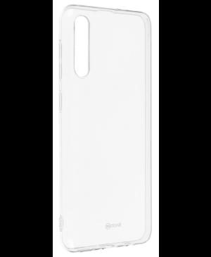Silikónové puzdro na Samsung Galaxy A50/A50s/A30s Jelly Roar transparentné