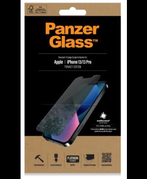 Tvrdené sklo na Apple iPhone 13/13 Pro PanzerGlass Standard Fit Privacy AB