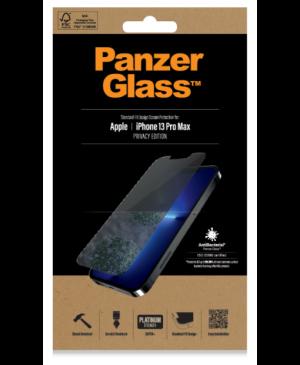 Tvrdené sklo na Apple iPhone 13 Pro Max PanzerGlass Standard Fit Privacy AB