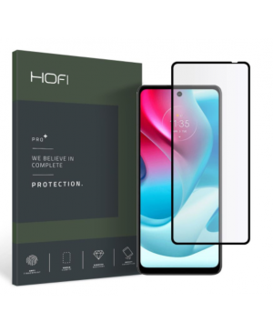 Tvrdené sklo na Motorola Moto G60/G60S Hofi Pro+ čierne