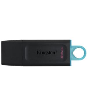 USB kľúč Kingston DataTraveler® Exodia 64GB USB 3.2 čierno-modrý