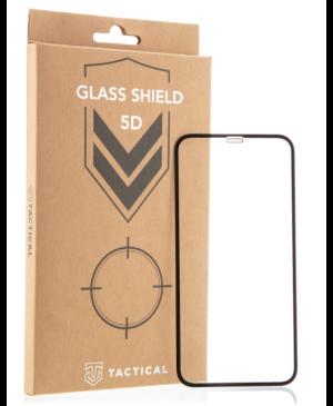 Tvrdené sklo na Xiaomi Redmi Note 9 Pro/9 Pro Max/9S Tactical Shield 5D čierne