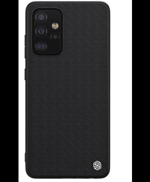 Plastové puzdro na Samsung Galaxy A52/A52 5G Nillkin Textured Hard čierne