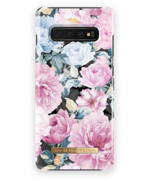 Plastové puzdro na Samsung Galaxy S10 Plus G975 iDeal Of Sweden Peony Garden