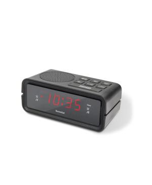 Rádiobudík Technisat DIGI CLOCK 2 čierny 76-4902-00