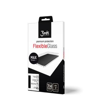 Tvrdené sklo na Xiaomi Redmi Note 9 3MK Flexible čierne