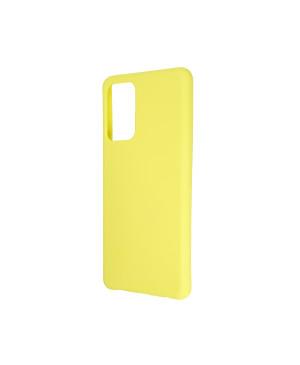 Silikónové puzdro na Xiaomi Redmi Note 10/10s žlté