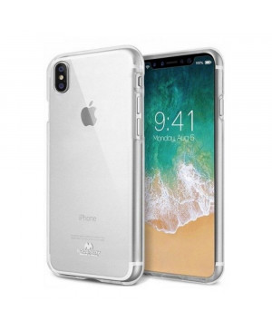 Silikónové puzdro na Apple iPhone 13 Pro Mercury Jelly transparentné