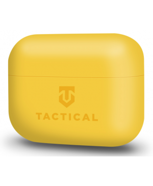 Puzdro na Apple AirPods Pro Tactical Velvet Smoothie žlté