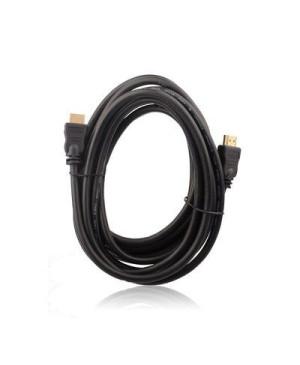 HDMI  Kábel ver.1.4  - dĺžka kábla je  3m long AL-OEM-45