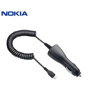 Originálna auto nabíjačka Nokia micro USB [DC-15]