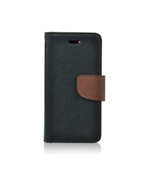 Diarové puzdro Fancy Kabura pre Huawei Mate 10 Lite čierne