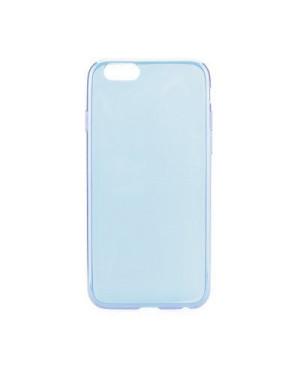 Silikonové puzdro Back  Ultra Slim 0,3mm pre Apple iPhone 6/6s Plus modré