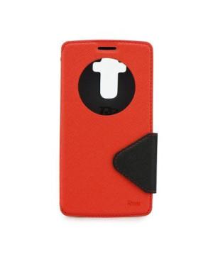 Diarové puzdro Roar Fancy pre Apple iPhone 7/8 Plus červeno-čierne