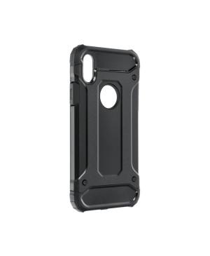 Odolné puzdro na Apple iPhone X/XS Forcell Armor čierne