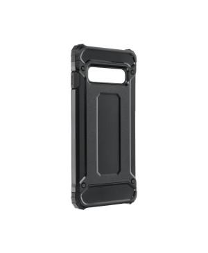 Odolné puzdro na Samsung Galaxy S10 Forcell Armor čierne