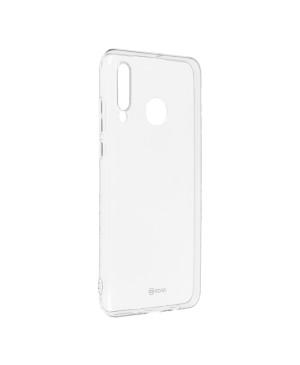 Silikónové puzdro na Huawei P30 Lite Jelly Roar transparentné