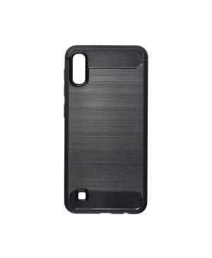 Silikónové puzdro na Samsung Galaxy A22 A225 Forcell Carbon čierne