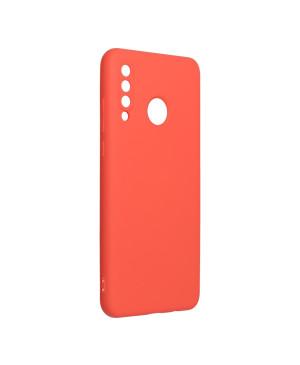 Silikónové puzdro na Huawei P30 Lite Forcell Silicone Lite ružové