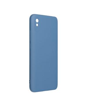 Silikónové puzdro na Xiaomi Redmi 9A/9AT/9i Forcell Silicone Lite modré