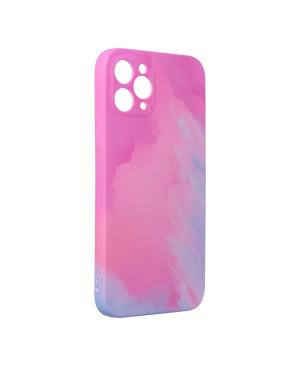 Silikónové puzdro na Apple iPhone 11 Pro Forcell POP viacfarebné