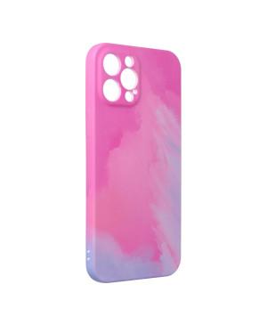 Silikónové puzdro na Apple iPhone 12 Pro Max Forcell POP viacfarebné