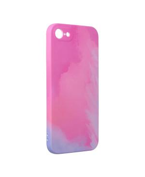 Silikónové puzdro na Apple iPhone 7/8/SE 2020 Forcell POP viacfarebné