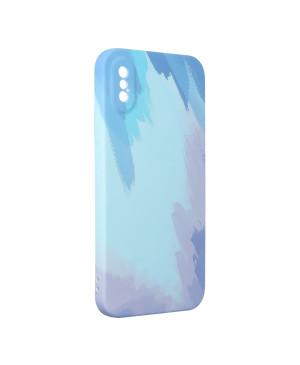 Silikónové puzdro na Apple iPhone X/XS Forcell POP viacfarebné