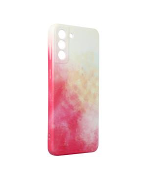Silikónové puzdro na Samsung Galaxy S21 Plus 5G Forcell POP viacfarebné
