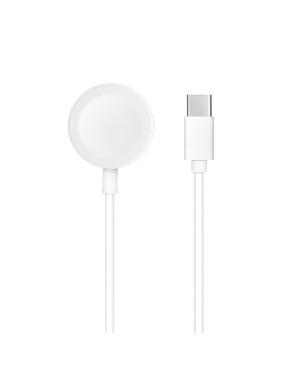 Bezdrôtová nabíjačka na Apple Watch 3W 1A C3189 typ-C biela
